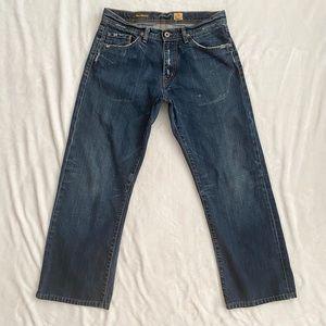 AG Adriano Goldschmied Hero Jeans, Irregular, 32
